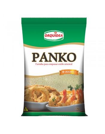 FARINHA PANKO ORQUIDEA PCT 1KG