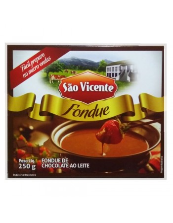 FONDUE DE CHOCOLATE SAO VICENTE 400G