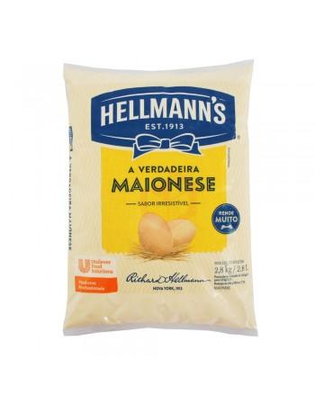 MAIONESE HELLMANN'S BAG 2,8KG