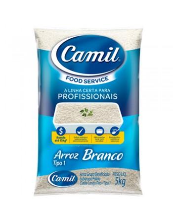 ARROZ TIPO 1 CAMIL PCT 5KG