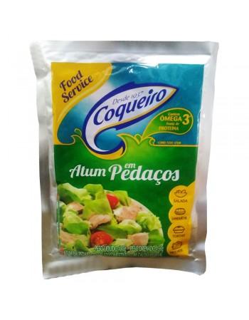 ATUM PEDAÇO COQUEIRO PCT 480G