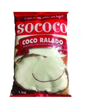 COCO RALADO SOCOCO PCT 1 KG