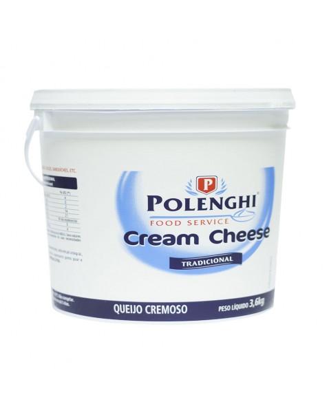 CREAM CHEESE POLENGHI BLD 3,6 KG