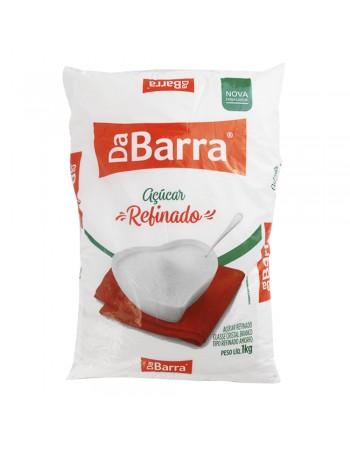 AÇUCAR REFINADO DA BARRA PCT 1KG