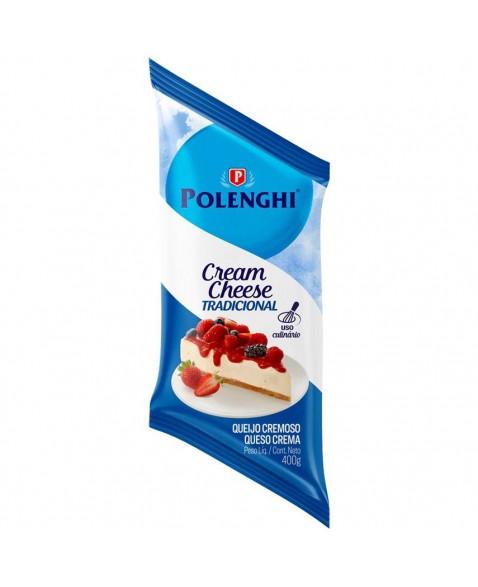 CREAM CHEESE TRAD. POLENGHI BISNAGA 400 G