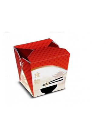 BOX COMIDA CHINESA MEDIA 850 ML CH1