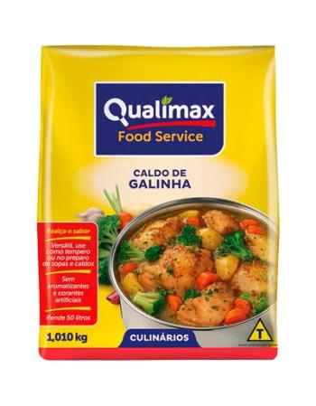 CALDO DE GALINHA QUALIMAX PCT 1,01KG