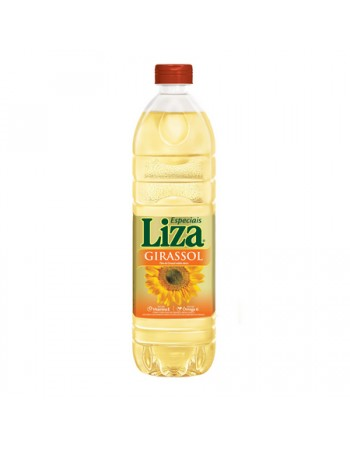 OLEO DE GIRASSOL LIZA PET 900ML