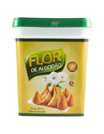 OLEO DE ALGODAO FLOR DE ALGODAO BLD 15KG