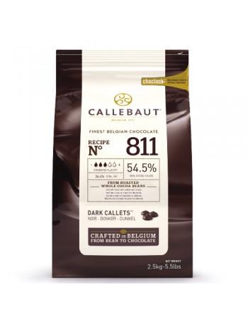 CHOCOLATE AMARGO CALLEBAUT GOTAS 54,5 % 2,01 KG