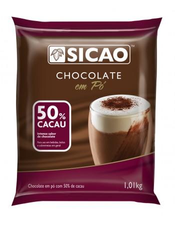 CHOCOLATE EM PÓ SICAO 1,01 KG