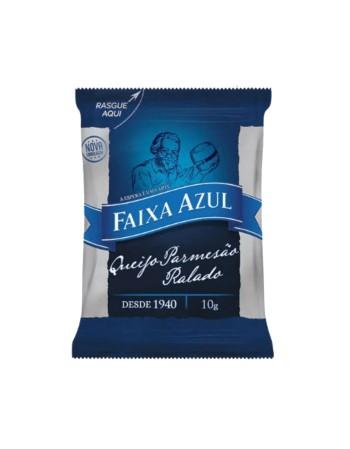 PARMESAO RALADO FAIXA AZUL SACHE CX100X10G,