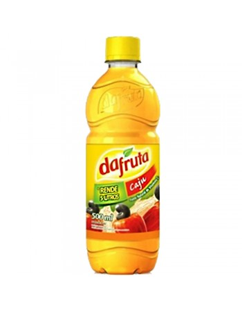 SUCO DE CAJU DAFRUTA GF 500ML