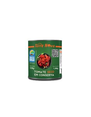 TOMATE SECO EM CONSERVA - TERRA NOVA -2,5KG