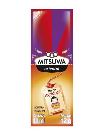 MOLHO AGRIDOCE MITSUWA SACHE CX250X12G