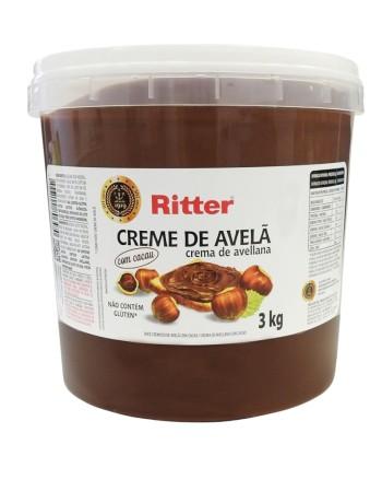 CREME DE AVELA COM CACAU 3KG