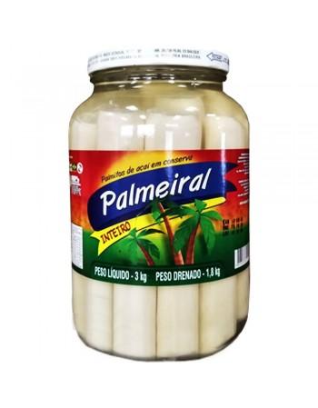 PALMITO INTEIRO PALMEIRAL VD 1,8KG