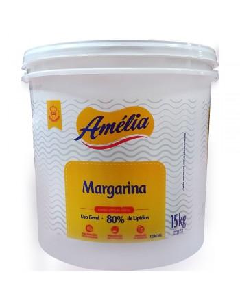 MARGARINA AMELIA 80% BALDE 15KG